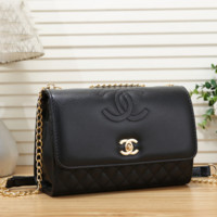 Fashion Leather Chain Crossbody Shoulder Bag Satchel