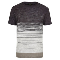 Fade Scribble T-shirt by River Island