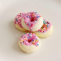 Mini Donut Soaps By Bakedsoapco On Etsy