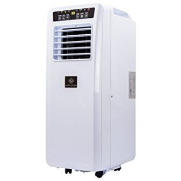 North Storm Portable Air Conditioner 12,000 BTU - AC, Heater, Fan, Dehumidifier All In One - Easy Installation - Cools Up to 500 sq ft, Great for Dorms, Apartments, Home Offices And More!