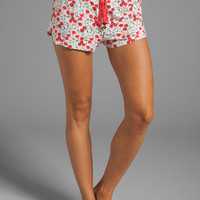 Juicy Couture Printed Short in Cardinal Sketch from REVOLVEclothing.com