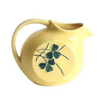 Pre-owned McCoy Clover Pitcher