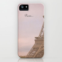 Paris... iPhone & iPod Case by Ann B.