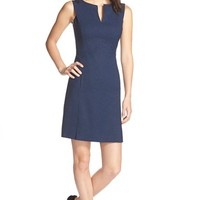 Women's Marc New York Woven Fit & Flare Dress,