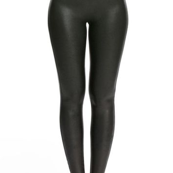 SPANX® Faux Leather Leggings | Nordstrom
