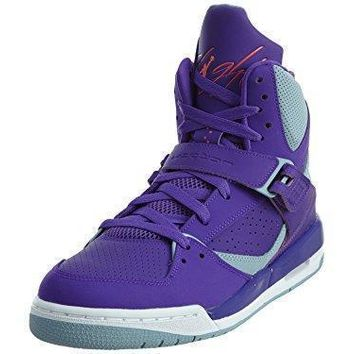 Jordan FLIGHT 45 HIGH IP GG girls basketball-shoes 837024 jordans 4