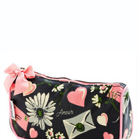 Winsome Whimsy Makeup Bag