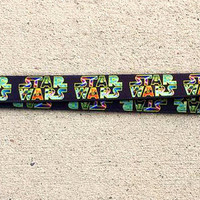 Disney Inspired Star Wars Lanyard, Pin Trading Lanyard, ID holder, Accessories, Key Holder