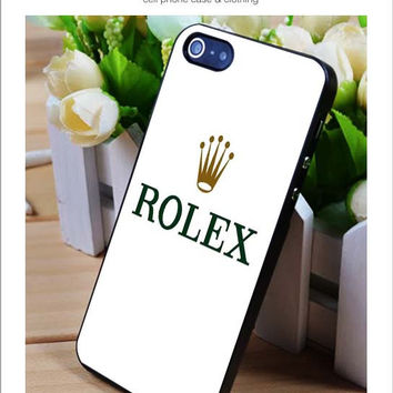 Rolex iPhone for 4 5 5c 6 Plus Case, Samsung Galaxy for S3 S4 S5 Note 3 4 Case, iPod for 4 5 Case, HtC One for M7 M8 and Nexus Case