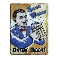 Vintage Style Bar Wall Hanging Decoration   16