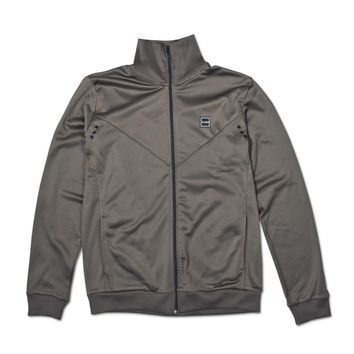 King Apparel - Boleyn Track Jacket - Fern