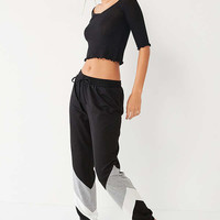 Out From Under Kate Colorblocked Jogger Pant | Urban Outfitters