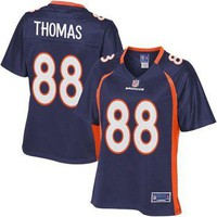 Women's Denver Broncos Demaryius Thomas NFL Pro Line Alternate Jersey