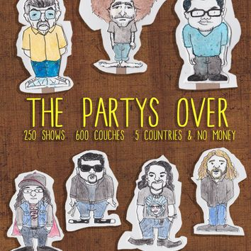 The Party's Over with Andy Frasco Documentary Screening