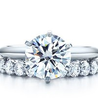 Tiffany & Co. | Engagement Rings | The Tiffany?- Setting | United States