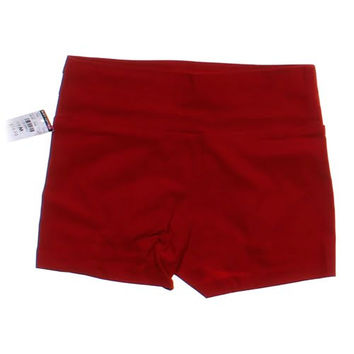 Body Central Red Trendy Shorts
