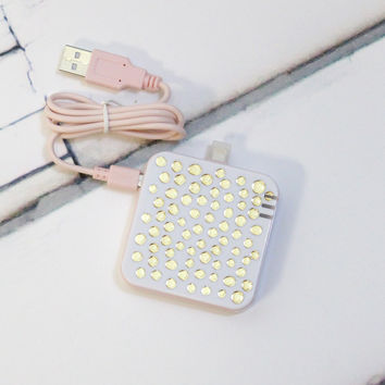 Back Me Up Mobile Battery {Petite Party Dots}