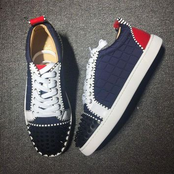 DCCKU62 Cl Christian Louboutin Low Style #2014 Sneakers Fashion Shoes
