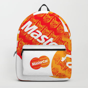 Mastercat Backpacks by Alan Hogan