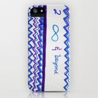 Infinity iPhone Case by Kait & Court | Society6