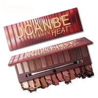 12 Colors Shimmer Matte Eyeshadow Palette