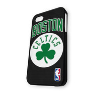 Boston Celtics NBA Basketball Logo iPhone 5/5S Case