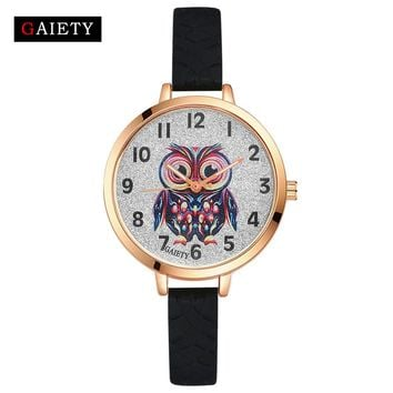 Owl Wrist Watch for Men and Women @SheShopper.com