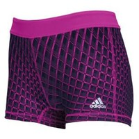 adidas Techfit Momentum Grid Boy Short - Women's at Lady Foot Locker