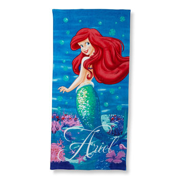 Kids, Toddlers, My Little Mermaid Ariel Beach Towel
