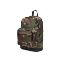 HUF - FA14 BACKPACK // WOODLAND CAMO