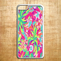 lily pulitzer swan for iphone 4/4s/5/5s/5c/6/6+, Samsung S3/S4/S5/S6, iPad 2/3/4/Air/Mini, iPod 4/5, Samsung Note 3/4, HTC One, Nexus Case *AP*