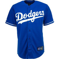 Los Angeles Dodgers MLB Player Replica Jersey - Matt Kemp