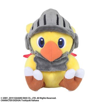 Chocobo Knight - Plush - Chocobo's Mystery Dungeon Every Buddy! (Pre-order)