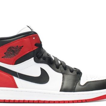 "Air Jordan 1 Retro ""Black Toe"" GS 2016"