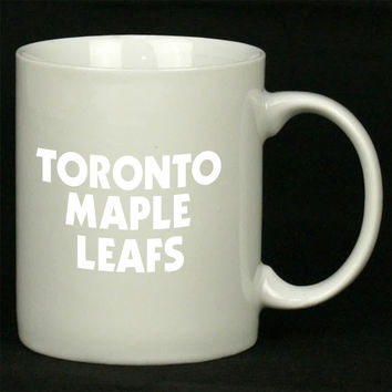 Toronto Maple Leafs Art For Ceramic Mugs Coffee *