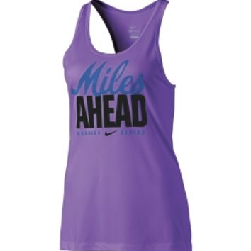Nike Women's Miles Ahead Legend Running Tank Top