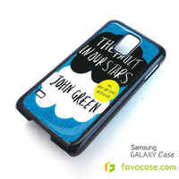 THE FAULT IN THE STAR Samsung Galaxy S2 S3 S4 S5, Mini, Note, Tab Case Cover
