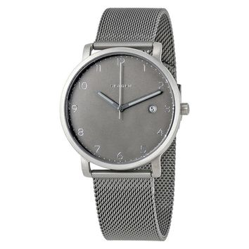 Skagen Hagen Grey Dial Mens Watch SKW6307