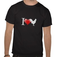 I love cock tshirt from Zazzle.com