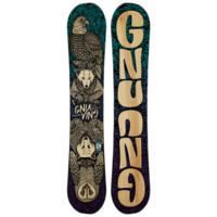 GNU Ladies Choice EC2 PBTX Snowboard - Women's 2016