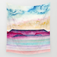 A 0 34 Wall Tapestry by Marco Gonzalez