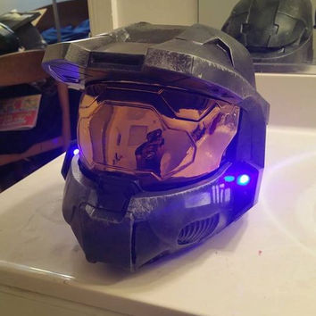 Halo 3 Master Chief Helmet (Fully Painted)