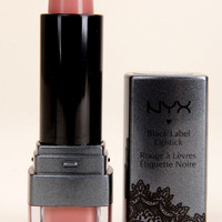 NYX Black Label Heiress Blush Pink Lipstick