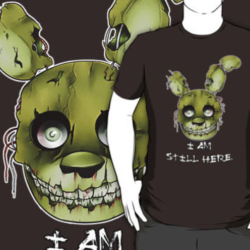 FIVE NIGHTS AT FREDDY'S 3- SPRINGTRAP