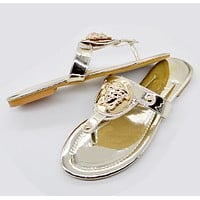 shosouvenir : Versace  Casual Fashion Women Sandal Slipper Shoes