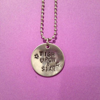 Wish Upon a Star - Necklace