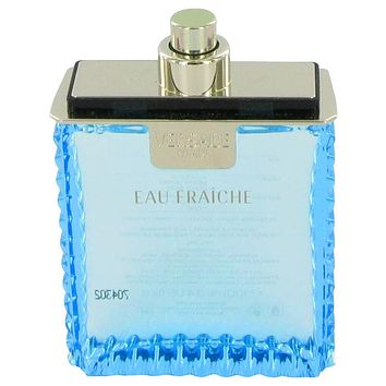 Versace Man Eau Fraiche Eau De Toilette Spray (Tester) By Versace For Men