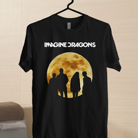 Imagine Dragons size for men t-shirt size from S-5xl
