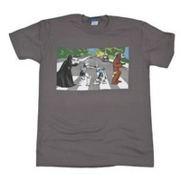 Abbey Road Star Wars T-Shirt