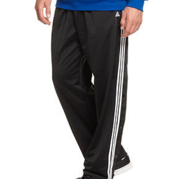 adidas Pants, 100G Tear Away Snap Pants - Mens Activewear - Macy's